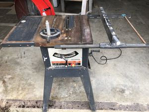 Table Saw for Sale in Monroe, WA