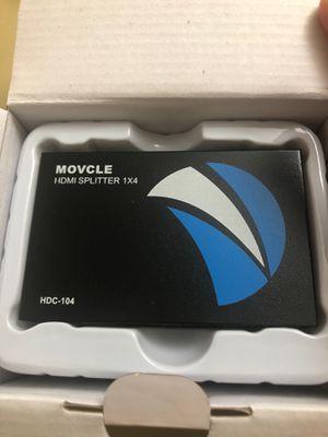 New in box HDMI splitter for Sale in Bellevue, WA