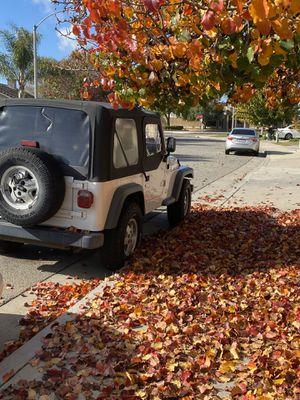 1997 Jeep Wrangler for Sale in Moreno Valley, CA