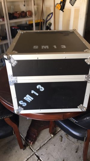 Road case for 16 Channel Mixer for Sale in Austin, TX