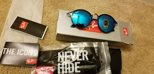 Fashionable sunglasses (Ray Ban) for Sale in San Francisco, CA