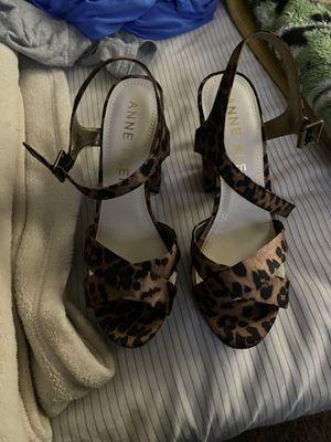 Anne Klein heels size 10 for Sale in Milwaukee, WI