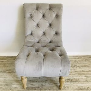 Grey Accent Decorative Chair (2 available) for Sale in Rosemead, CA