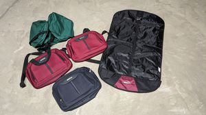 Small traveling bags $5 each for Sale in Plainfield, IL