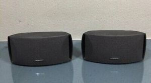 PAIR OF BOSE CINEMATE SPEAKERS - PRE-OWNED for Sale in OCEAN BRZ PK, FL