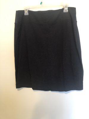 Black pencil skirt w/ Gold Specs for Sale in Oak Park, MI