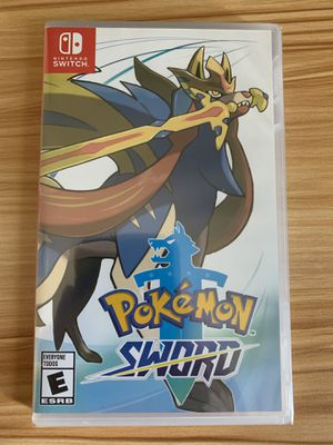 Pokemon Sword for Nintendo Switch *NEW* for Sale in Pomona, CA