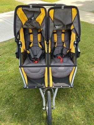 BOB Ironman Double Stroller for Sale in Park Ridge, IL