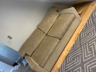 Couch pullout bed for sale seats 4 for Sale in Denver,  CO