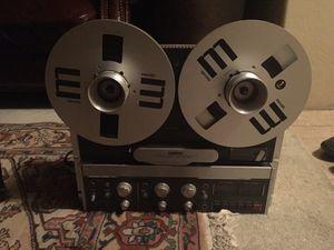 REVOX B77 MK1 PROFESSIONAL STEREO TAPE HI FI RECORDER TESTED HI FIDELITY for Sale in Sun Lakes, AZ