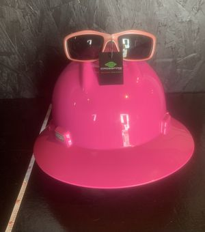 WOMENS HARDHATS & SAFETY GLASSES for Sale in La Porte, TX