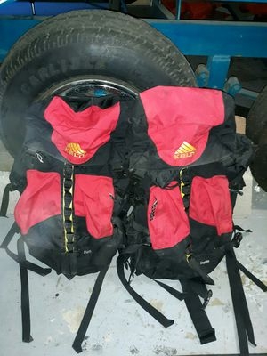 Pair of hiking backpacks for Sale in Walnut Creek, CA