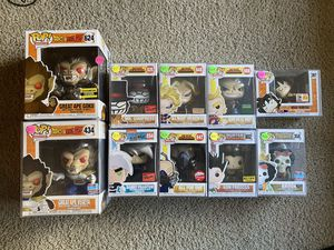 ANIMATION FUNKO POP LOT 🔥🔥🔥 for Sale in Santa Ana, CA