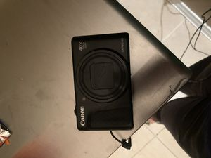 Canon sx740 hs for Sale in La Puente, CA