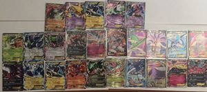 25 Pokemon EX Cards Of Various Conditions for Sale in Torrance, CA