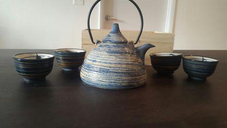 brand-new Asian tea set for Sale in Washington,  DC