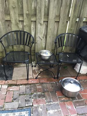 Patio chairs for Sale in Montgomery Village, MD
