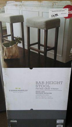 Threshold Bar Stool Patina Gray Finish for Sale in Phoenix,  AZ