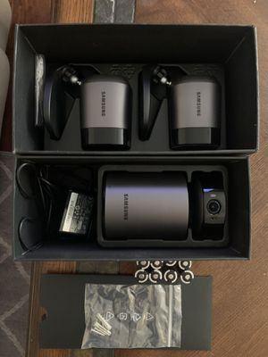 Samsung security camera for Sale in North Highlands, CA