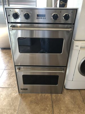 Viking double oven for Sale in Phoenix, AZ
