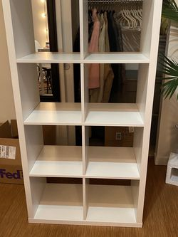 Ikea 8 Cube Shelves for Sale in Portland,  OR
