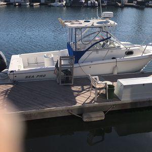 Sea Pro 235 Walk around 2003 for Sale in Huntington Beach, CA