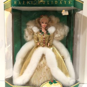 1994 Holiday Barbie Doll for Sale in Newark, NJ
