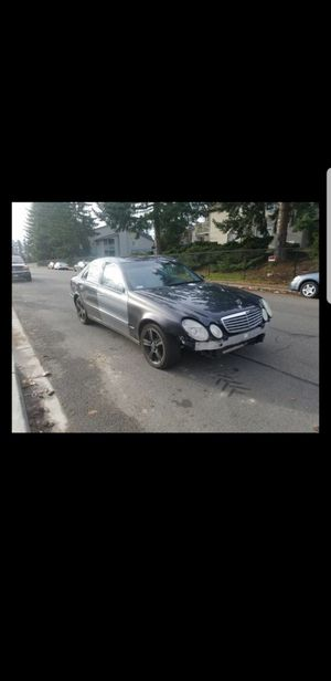2004 Mercedes Benz E Class E 320 parts / parting out only for Sale in Seattle, WA