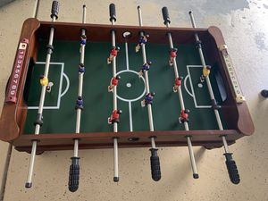 BOMBAY Furniture Foosball Table for Sale in Elk Grove, CA