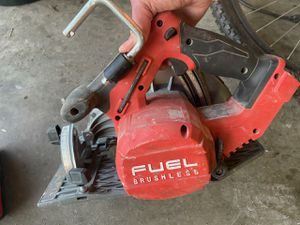 Milwaukee skilsaw for Sale in Des Moines, IA