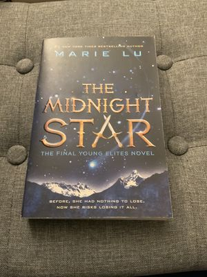 The Midnight Star (final book in series) for Sale in Gibsonton, FL