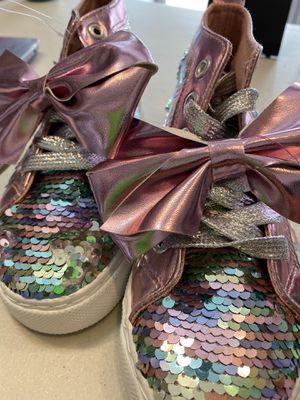 Jojo Siwa sneakers for Sale in Brooklyn, NY