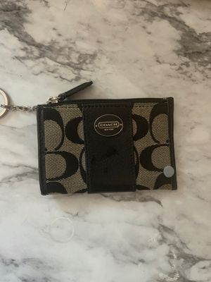 Coach Wallet/ cardholder for Sale in San Lorenzo, CA