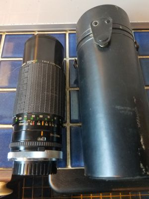 SIGMA 75-250 Zoom for Canon FD mount for Sale in Pekin, IL