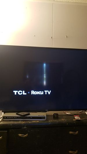TCL roku tv for Sale in Puyallup, WA