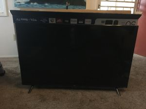 "TV 4K 50"" TCL 50S425 for Sale in San Diego, CA"