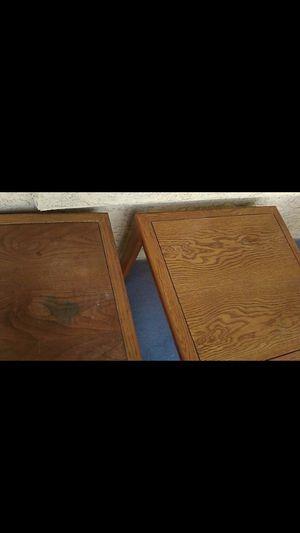 2 end tables for Sale in Phoenix, AZ