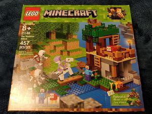 Minecraft Lego: Skeleton Attack Set (Make An Offer.) for Sale in Pineville, LA