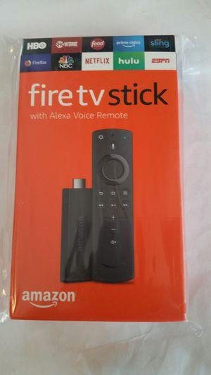 Fire tv stick for Sale in Lincoln, RI