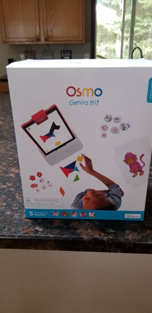 Osmo Genius Set for Sale in Buckley, WA