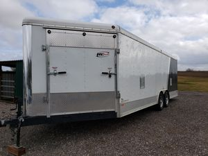 2016 rc trailer 27 feet v nose for Sale in Waxahachie, TX