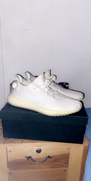 Yeezy 350 v2 creams for Sale in Fitchburg, MA