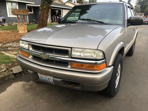 04 Chevy Blazer for trade for Sale in Vancouver, WA