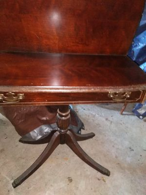 Convertable antique desk for Sale in Columbia, SC