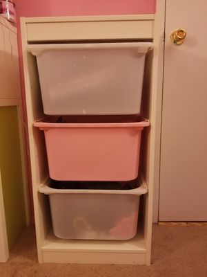 IKEA trofast combination storage bins for Sale in Queens, NY