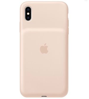 Apple - iPhone XS Smart Battery Case - Pink Sand for Sale in Miami, FL