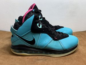 516318c4ca5 Nike Lebron 8 South Beach Mens Size 12 for Sale in Naugatuck