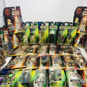 Star Wars POTF Different Action Figures Kenner 1998 for Sale in La Puente, CA
