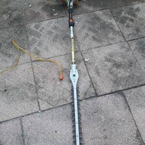 Stihl Ext Hedge Trimmer 45inch for Sale in West Palm Beach, FL
