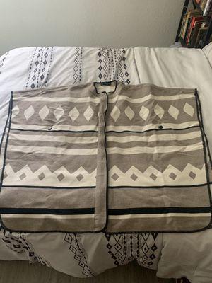 Zara Poncho Coat. for Sale in Glendale, CA